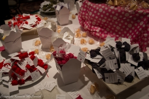 Yarn Tasting Dessert Table