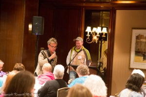 Steven Be and Stephen West host the 1st TKGA Yarn Tasting Party