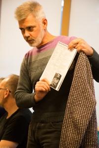 Paul's sweater